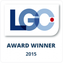 In 2015 We won a LGC Award for Best Health & Social Care Project