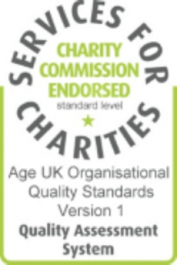 We're Charity Commission Endorsed